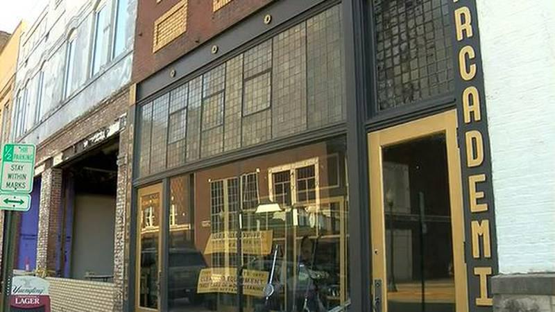 New arcade bar in Evansville