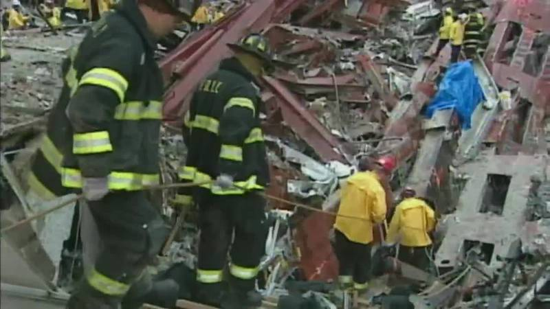 Retired Tri-State fire chief recounts experience at Ground Zero following 9/11 attacks