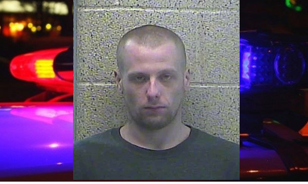 Colby Pruitt, 28 (Source: Henderson Co. Jail)