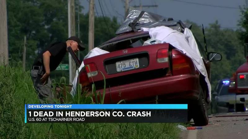KSP releases identity of Owensboro man killed in two-vehicle crash in Henderson Co.