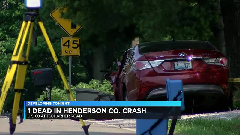KSP: Deadly crash temporarily closes Hwy 60 East in Henderson Co.
