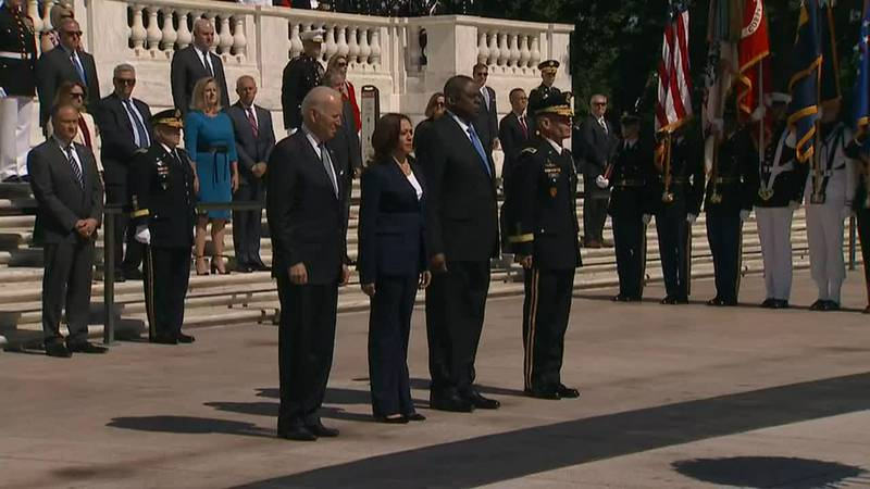 President Biden calls on all Americans to honor the fallen by defending democracy this Memorial...