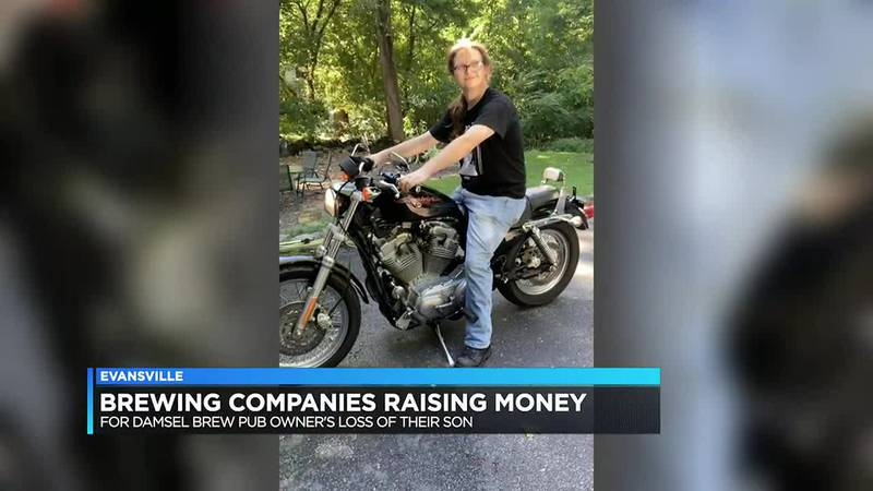 Tri-State brewing companies helping Damsel Brew Pub owners after loss of son
