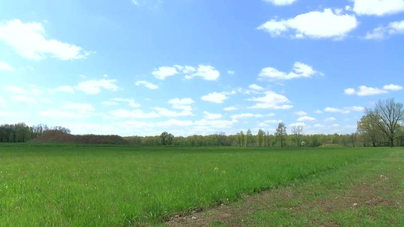 Native Americans reburied at Angel Mounds