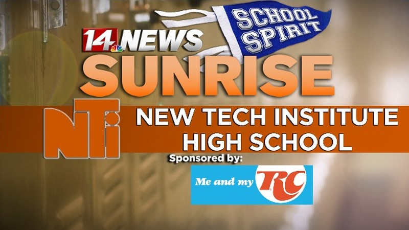 Evansville's New Tech Institute is a small school of 250, but they didn't let their numbers...