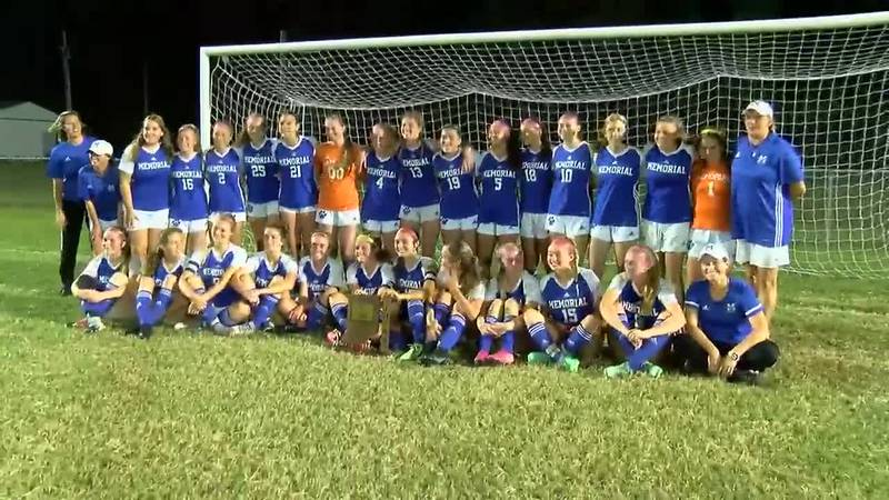 Memorial girls soccer advancing to state finals for 10th time in program history