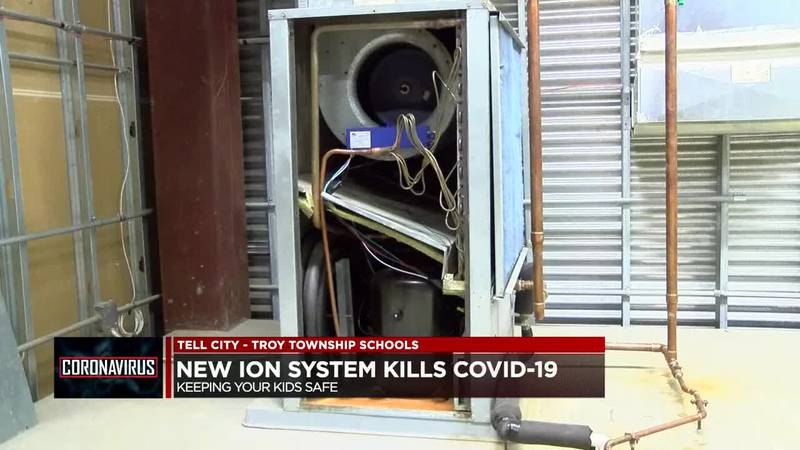 Tell City schools invest in ion air system