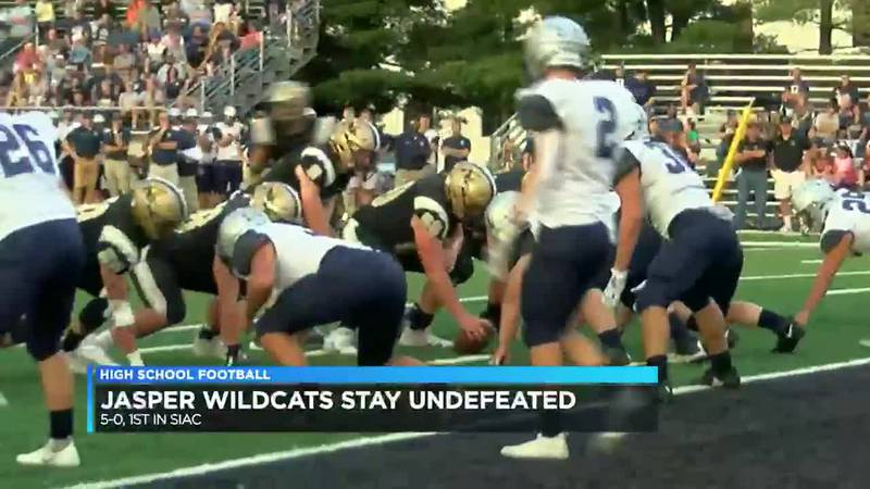 Jasper football dominating SIAC with undefeated record