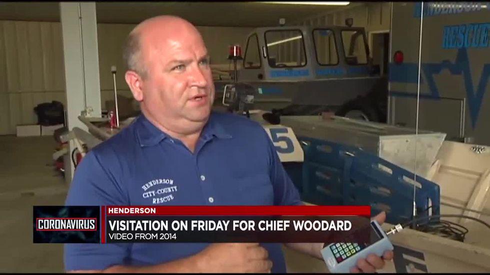 Henderson Rescue Squad Chief dies of COVID-19