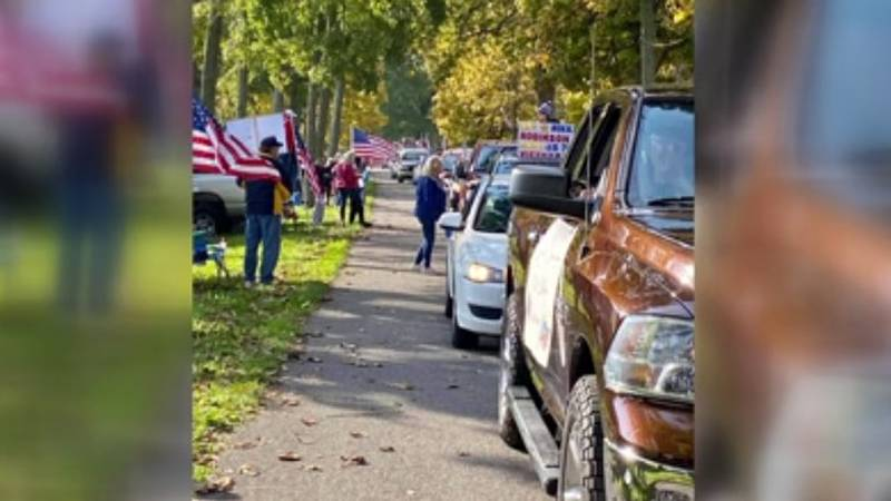 Several families lined the Vanderburgh County 4-H Fairgrounds on Saturday to cheer on Tri-State...