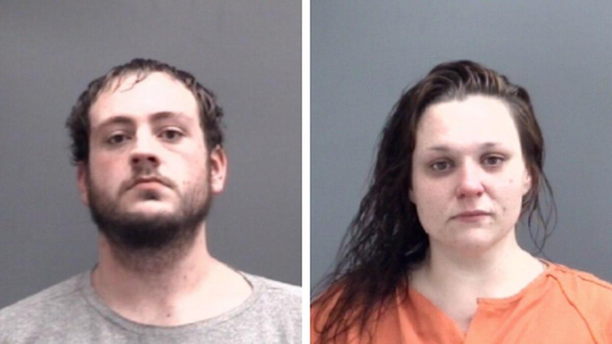 Left: Ryan Bennett. Right: Kristina Randall.