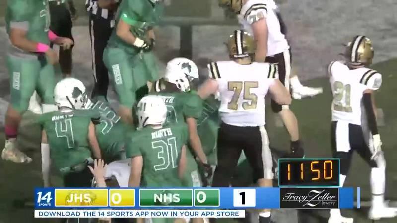 Jasper vs. North First Quarter