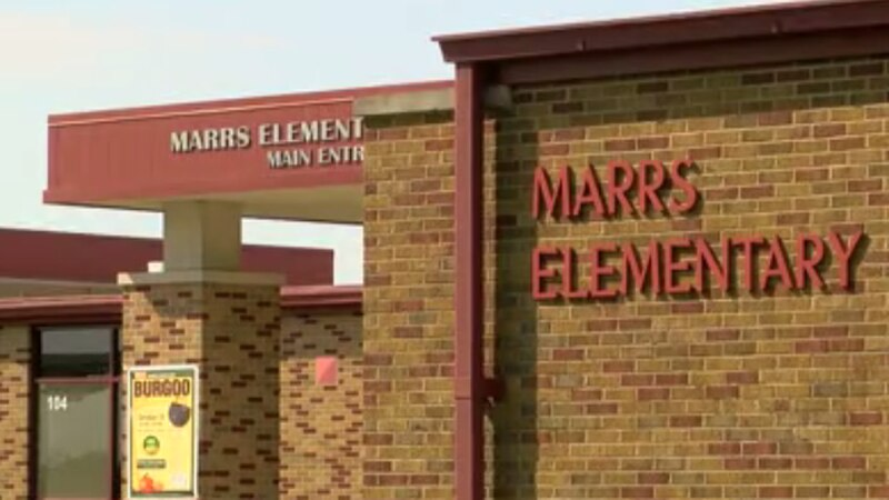 Marrs Elementary School in Mount Vernon will switch to virtual-only instruction on Monday after...