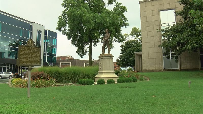 Discussions surrounding the fate of a Confederate Monument continue.