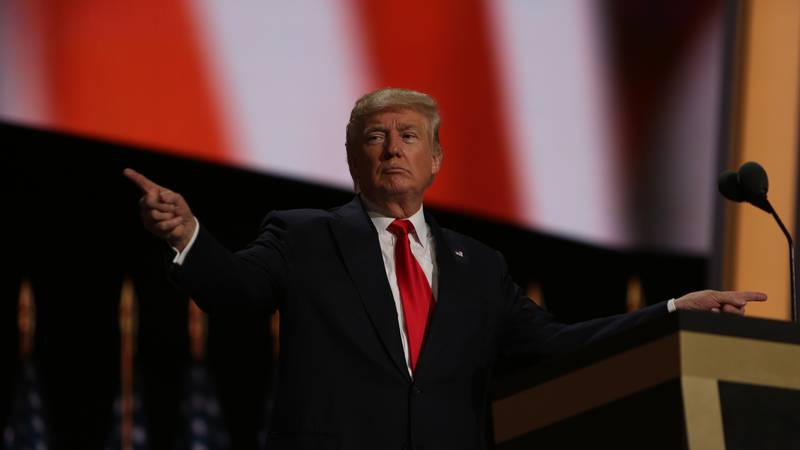 President Donald Trump is expected to speak at a rally in Richmond, Ky., on Oct. 13. (Source:...