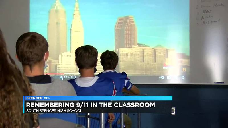 Remembering 9/11 in the classroom