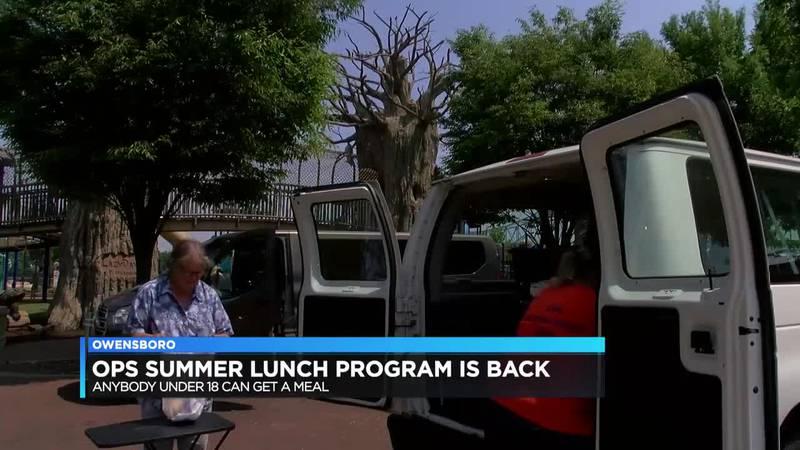OPS summer food program returns