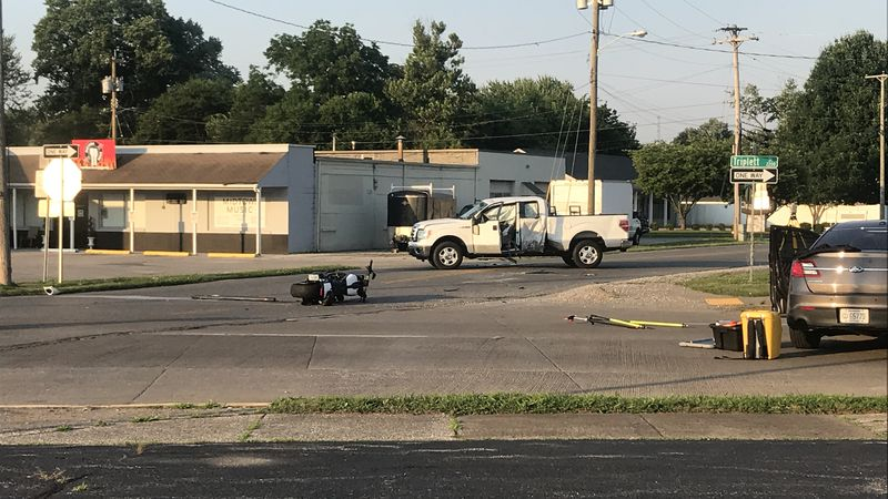 Owensboro Police investigating fatal collision on Triplett St.