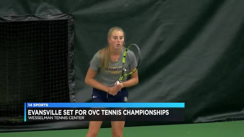 Evansville to host OVC Tennis Championships this weekend