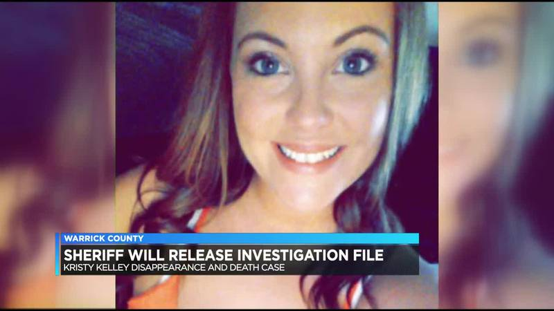 Warrick Co. Sheriff?s Office will release Kristy Kelley files