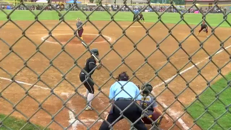 Boonville softball taking on Guerin Catholic in 3A state championship