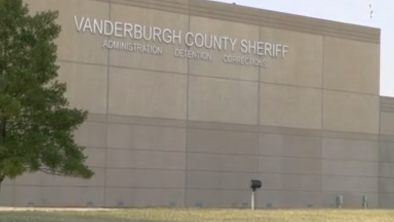 Sheriff Dave Wedding says the Vanderburgh County Jail has COVID procedures in place, but...