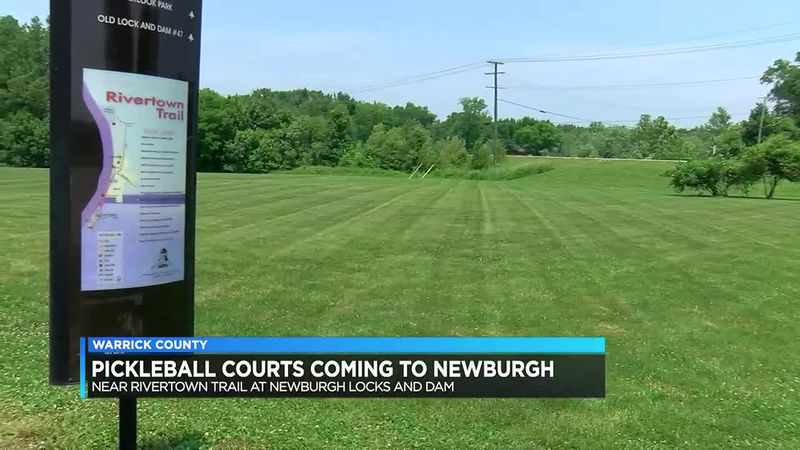 Pickleball courts are coming to Newburgh