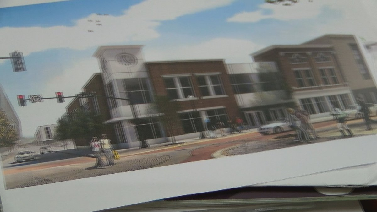 14 NEWS obtained the design renderings for Signature School's $2 million expansion in downtown...