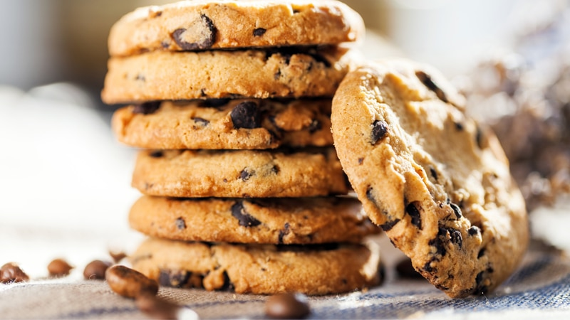 Aug. 4 is National Chocolate Chip Cookie Day.