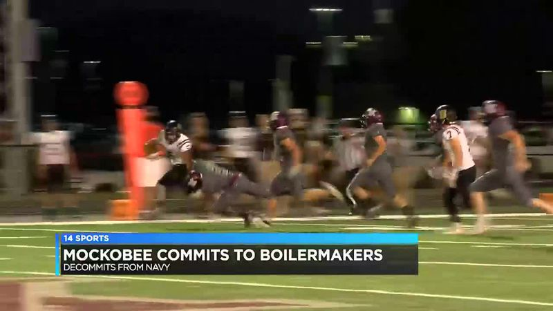 Ex-Boonville RB Devin Mockobee heading to Purdue, decommits from Navy