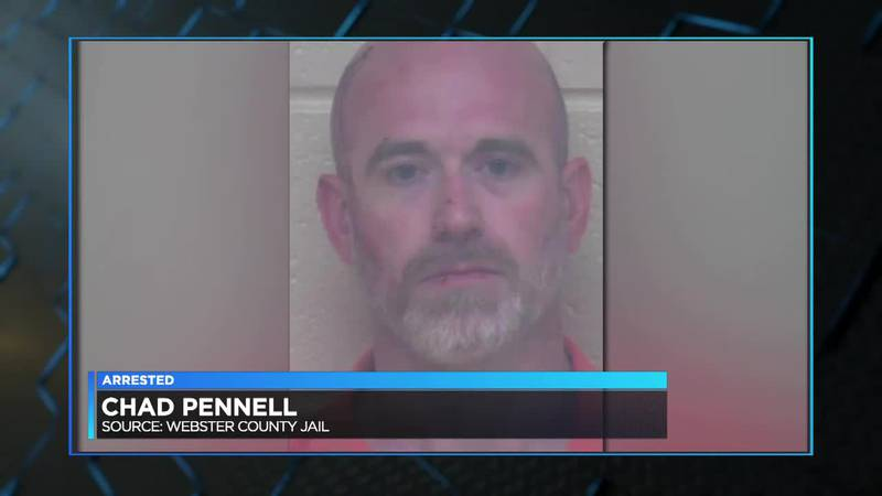 Two-state police chase ends with driver arrested in Union Co.