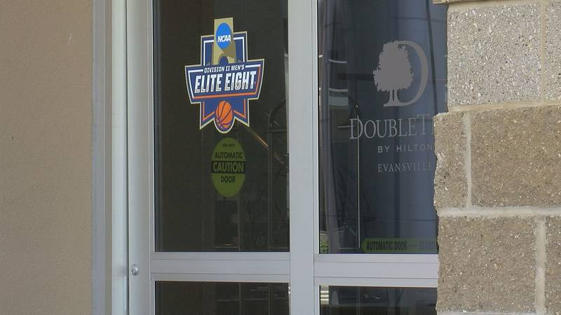 The NCAA DII Tournament is leaving a lasting impact with businesses in Evansville.
