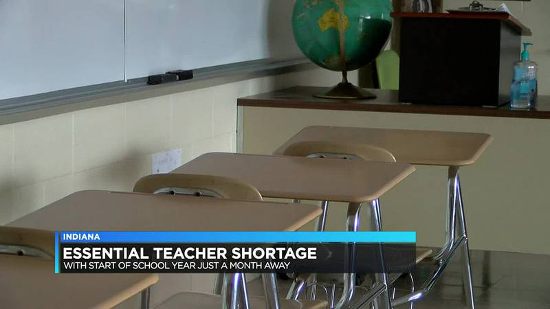 Mt. Vernon experiencing essential teacher shortage with school one month away