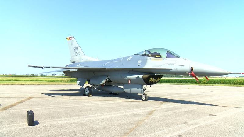The Owensboro Air Show is adding another aircraft to this year's lineup.