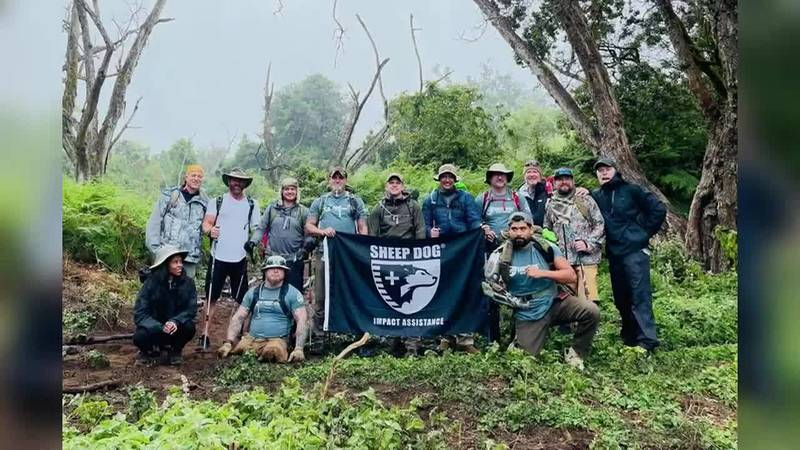 Princeton veteran makes the climb up Mount Kilimanjaro