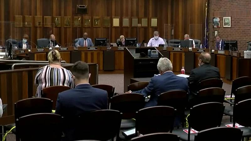 Evansville City Council meeting next week to discuss resolution opposing vaccine requirement