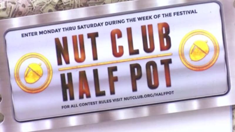 Fall Festival Half Pot surpasses $1.5 million mark