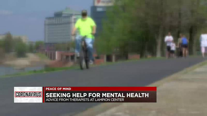Lampion Center provides mental health guidance, advice for coping with 'bad days'