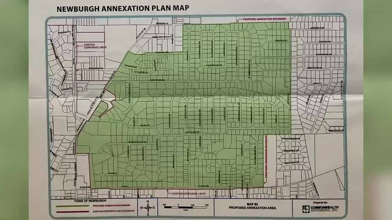Town of Newburgh looking to expand its limits