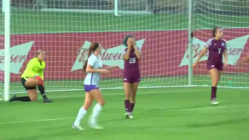 NCAA Women's Soccer: So. Illinois vs. UE