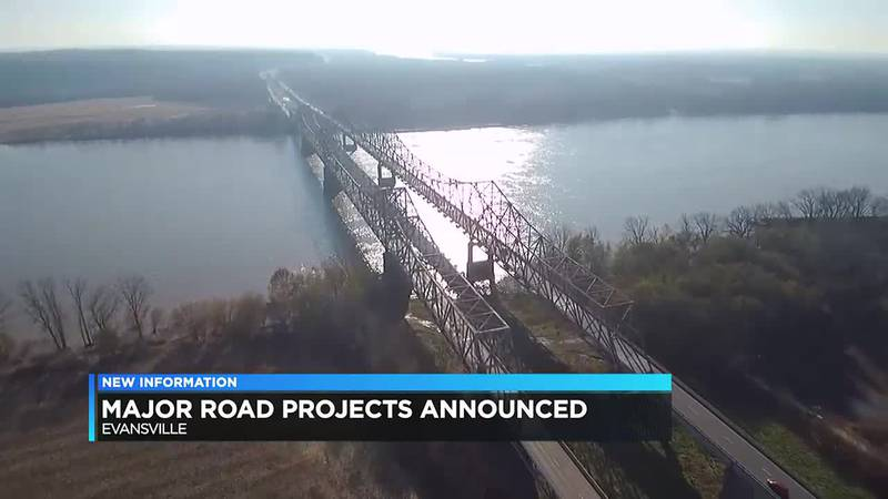 Gov. Holcomb announces $475 million in road work, including new highway
