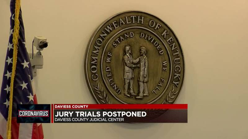 Judge: Daviess Co. family court hearings now virtual due to COVID-19 cases at judicial building