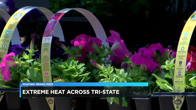 Doctors warning of extreme heat across the Tri-State