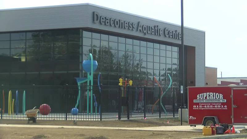 Tri-State swimming team makes new home out of Deaconess Aquatic Center