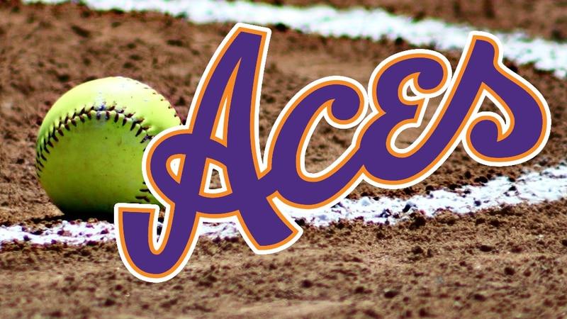 Aces softball