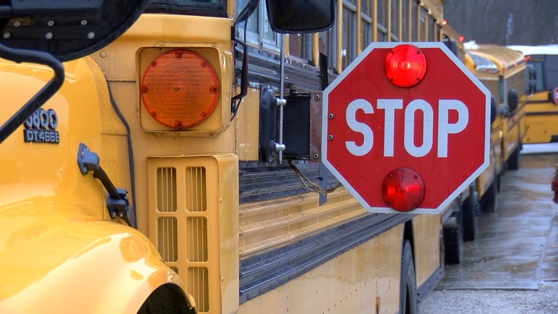 Stop-arm violations are the main concern in EPD's latest traffic blitz.