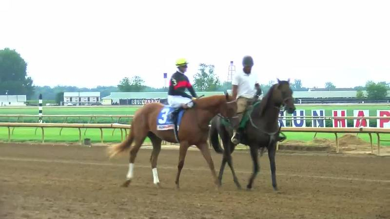 He's Pretty Lucky secures win at Ellis Park, earning Trainer Eddie Kenneally's 1,000th career win
