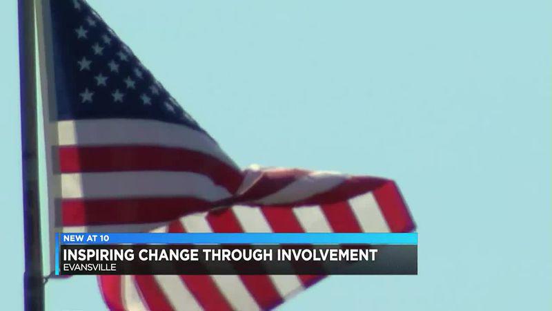 Inspiring change through community involvement in Evansville neighborhood