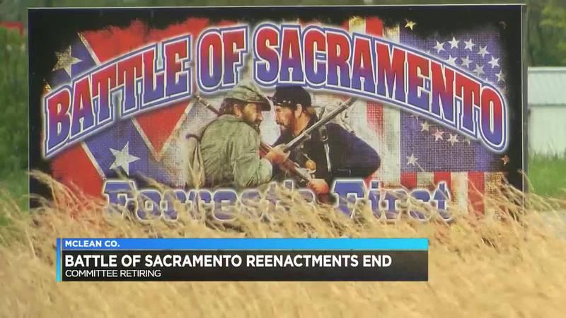 Battle of Sacramento reenactments ending after 25 years
