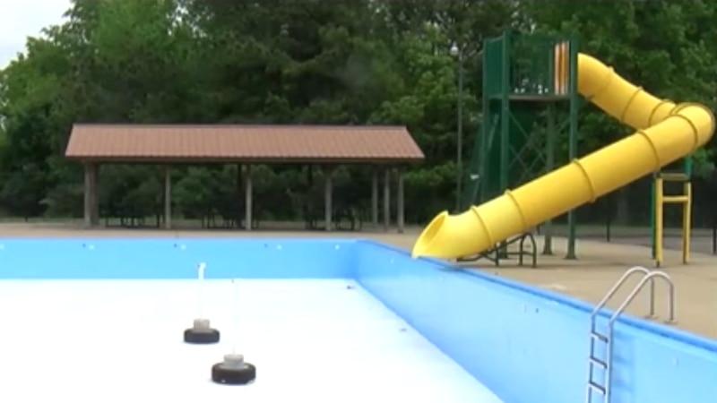 Madisonville City Park Pool prepares to open for summer season